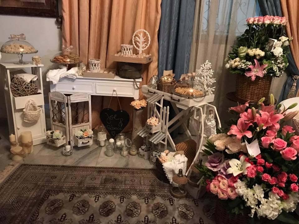 Chocolats mariage Liban