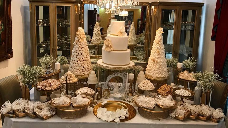 Wedding chocolates and arrangements Lebanon
